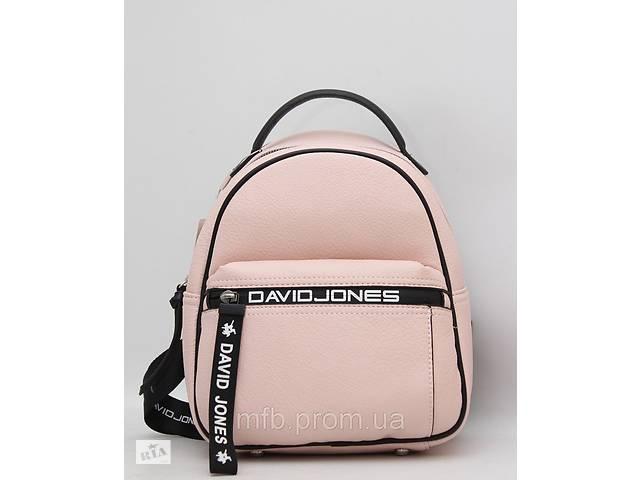 купить бу Стильний жіночий рюкзак David Jones / Стильный женский рюкзак David Jones в Дубно