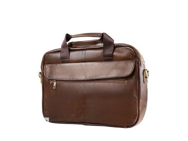 900a48388cb5 Сумка повседневная ETERNO Кожаная мужская сумка с карманом для ноутбука  ETERNO (ЭТЭРНО) RB-BX1127C