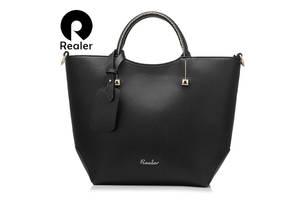 Женские сумки Добавить фото · Женская сумка кожаная большая черная женская  классика большая новая efc7509e11104