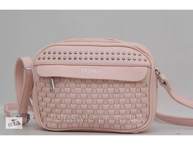 продам Жіноча сумка через плече  / Женская сумка через плечо бу в Дубно