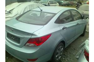 Балки задней подвески Hyundai Accent