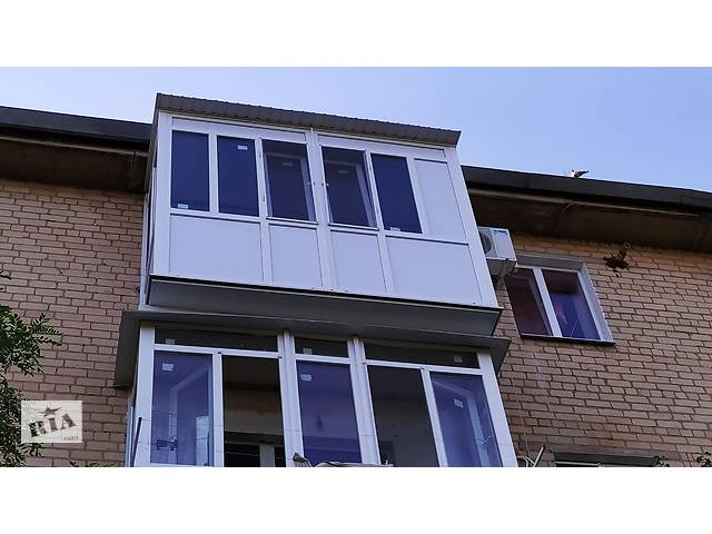 купить бу Балконы всех видов  в Украине