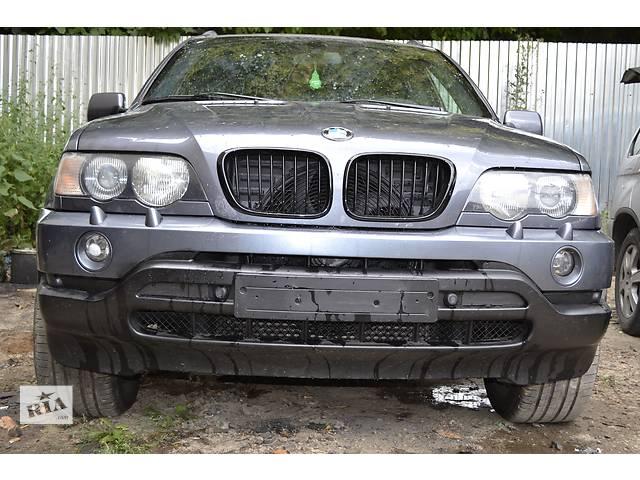 бу Бампер Капот Фара Усилитель Стоп BMW X5 е53 БМВ Х5 в Ровно