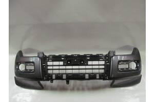 Бампер передний 2015 г. Mitsubishi Pajero Wagon IV 2008-2013 6400G152ZZ (9952)