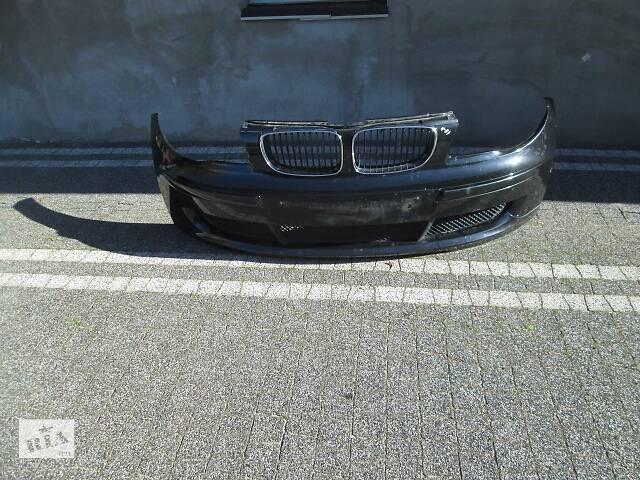 купить бу Бампер передний для BMW 1 Series (все) E81, E82, E87, E88 2004-2013 в Киеве
