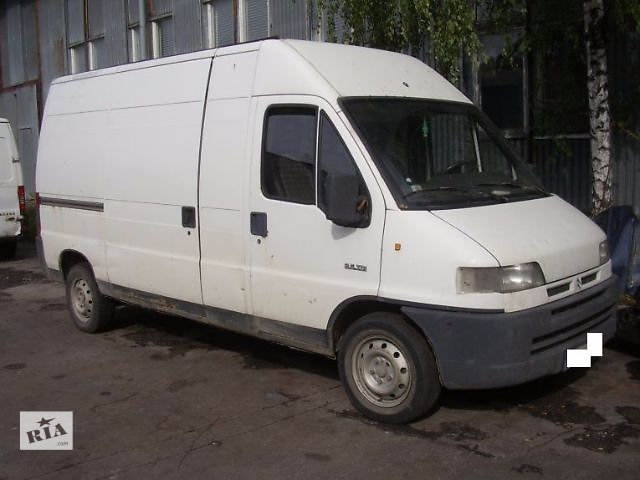 Бампер передний для itroen Jumper 1999- объявление о продаже  в Львове