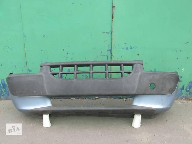 купить бу Бампер передний Fiat Doblo 2001-2010 735303901 в Киеве