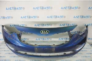 Бампер передний голый Kia Forte 4d 14-16 дорест без парктроников