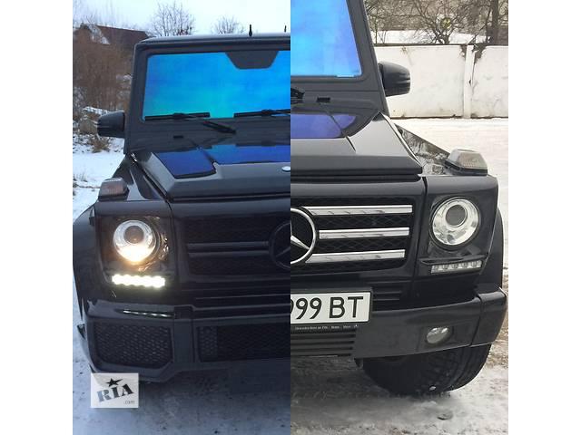 продам Бампер передний Mercedes Benz G63 AMG A46388503259999 бу в Киеве