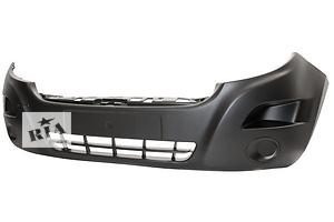 Новые Бамперы передние Renault Master груз.