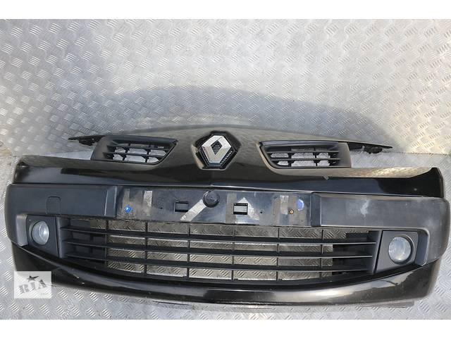 продам Бампер передний Renault Megane II рестайлинг (2006-2012) бу в Львове