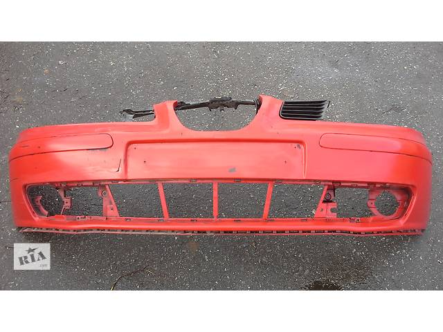 продам бампер передний Сеат Ибиза SEAT Ibiza 2008- 6LO807221 бу в Киеве
