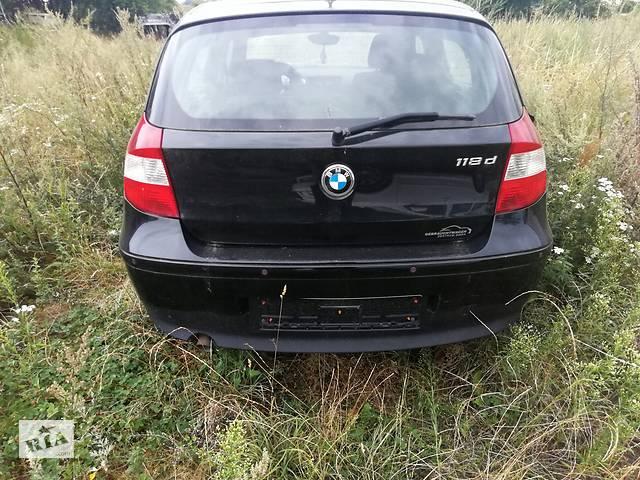 купить бу Бампер задний  для BMW 1 Series (все) E81, E82, E87, E88 2004-2013 в Киеве