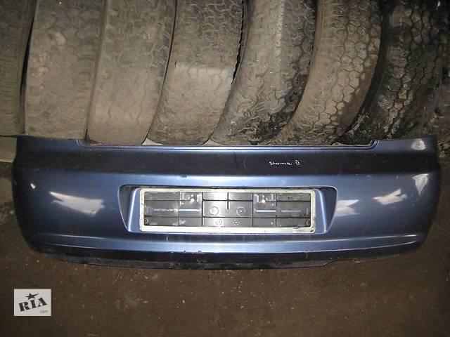 продам  Бампер задний для легкового авто Kia Shuma бу в Львове