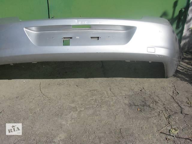 бу  Бампер задний для легкового авто Renault Clio Symbol в Днепре (Днепропетровск)