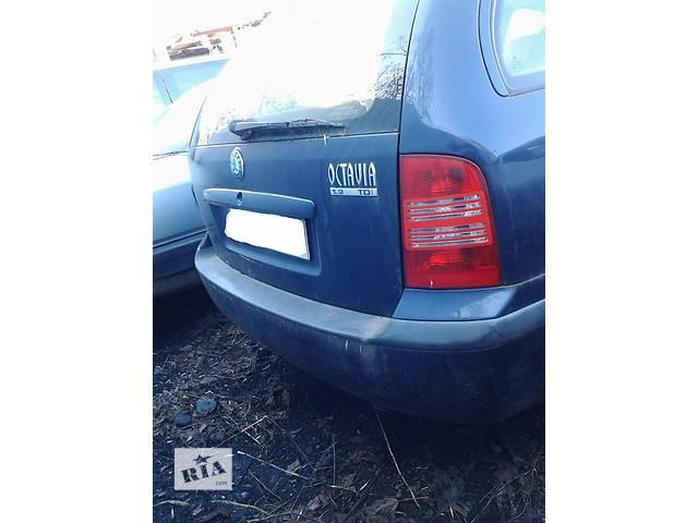 бу  Бампер задний для легкового авто Skoda Octavia в Ужгороде