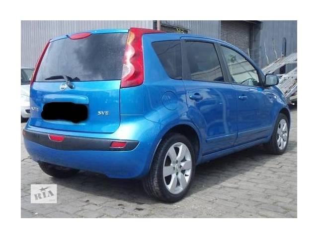 купить бу  Бампер задний для  Nissan Note в Львове