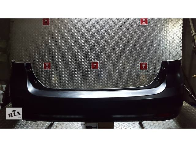 Бампер задний для  Toyota Avensis- объявление о продаже  в Ровно