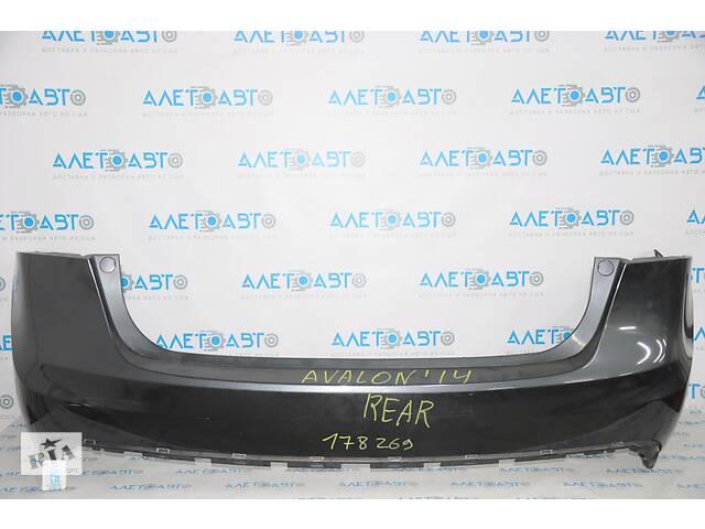 Бампер задний голый Toyota Avalon 13- серый, трещина в креплении 52159-07901 разборка Алето Авто Запчасти Тойота Авалон- объявление о продаже  в Киеве