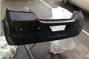 Новые Бамперы задние Nissan TIIDA