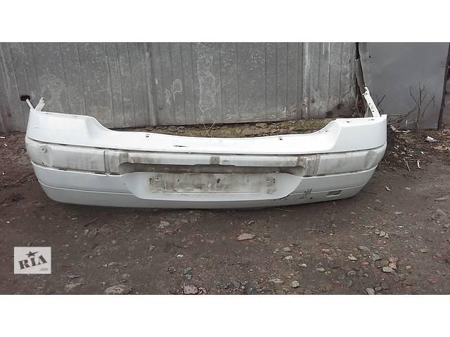 бу Бампер задний Рено Клио Симбол Renault Symbol 02-08гг. 8200136876 в Киеве