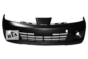 Новые Бамперы передние Nissan TIIDA