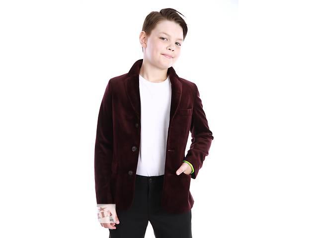 b7595b59584a Бархатный пиджак для мальчика Indigo - Детская одежда в Киеве на RIA.com