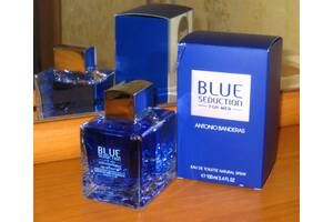 Antonio Banderas Blue Seduction for Men. Мужская туалетная вода EDТ 100 мл Новая! Луцк