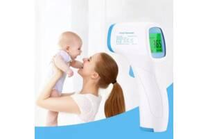 Бесконтактный инфракрасный цифровой термометр медтехника. Детский медицинский градусник GF-Z99Y