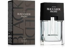 Black Suede Night