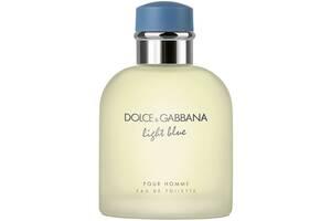 Духи мужские Dolce & Gabbana Light Blue Pour Homme, 125 мл