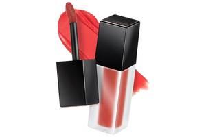 Гелевый Тинт для губ Apieu Color Lip Stain RD02, 4,4 г