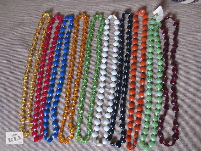 продам Бусы, ожерелье для детей и женщин (советские) бу в Тернополе