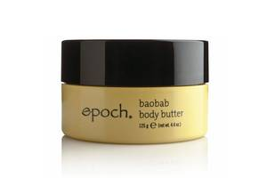 Крем для тела с маслом Баобаба Epoch Body Butter