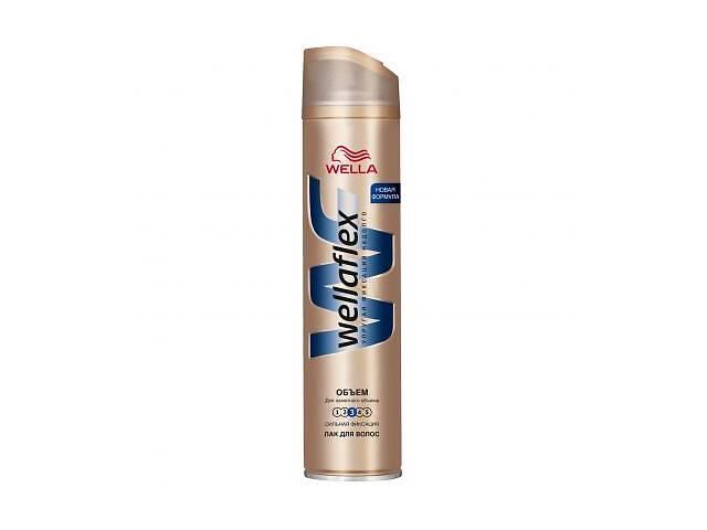 Лак для волос WellaFlex Объем до 2-х дней Сильная фиксация 250 мл (4056800673834)