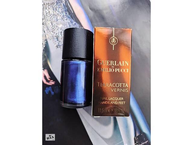 купить бу Лак Guerlain (limited edition) №02 Riviera by Emilio Pucci в Киеве