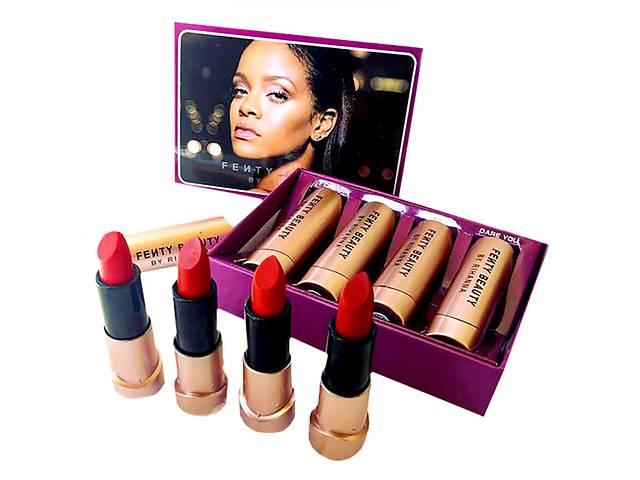 купить бу Набор из 4 помад Fenty Beauty by Rihanna в Києві