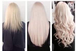нарощування волосся та вій