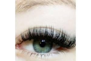Наращивания волос и ресниц