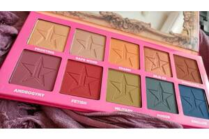 Палетка теней Androgyny Jeffree Star Cosmetics