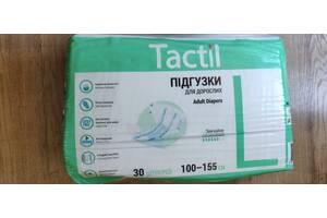 Памперсы Tactil L