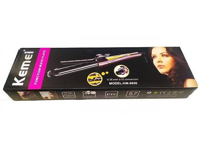 бу Плойка для завивки волос с регулируемым диаметром Kemei JB-KM-8850 в Одессе