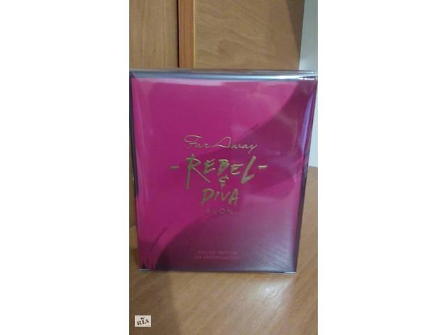 бу Продам Avon Far Away Rebel & Diva 50 - 185 грн в Запорожье