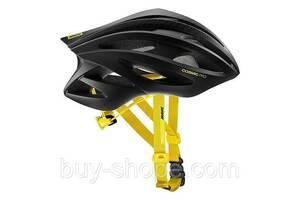 Шлем Mavic Cosmic Pro, Чёрно-жёлтый (L)