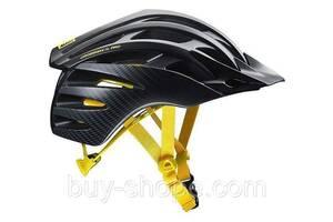 Шлем Mavic Crossmax SL Pro Mips, Чёрно-жёлтый (S)