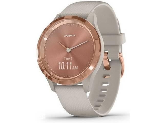 продам Спортивные часы Garmin vivomove 3S Серый (010-02238-22) бу в Полтаве