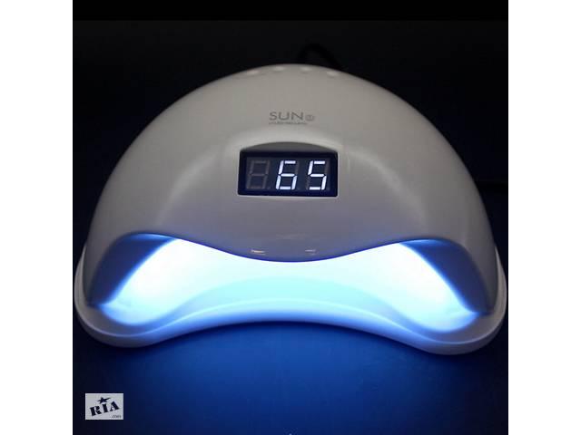 продам SUN5 24W 48W Sun5 uv led lamp уф лід 24Вт лампа 48Вт нарощування Sun 1 2 3 4 5 6 8 9 C S X sunuv бу в Ровно