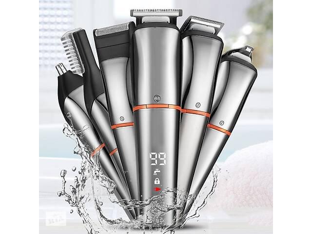 Триммер универсальный Resuxi 12-в-1 LCD Grooming Kit IPX6 100% водонепроницаемый- объявление о продаже  в Харкові