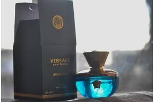 Versace Pour Femme Dylan Blue жен.100ml 3.4 us fl. oz. Оригинал Италия (брендовый парфюм из Европы, евросток)