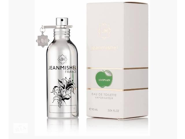 продам Женская парфюмерная вода Jeanmishel Love Montale Plain 90 мл бу в Виннице